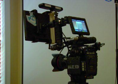 X-Camera Prototype Tests